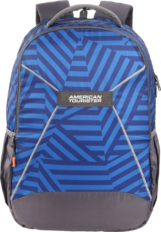 American Tourister Mist Sch Bag 29.5 L Backpack  (Blue)