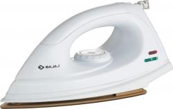 Bajaj DX 7 Light Weight Dry Iron  (White)