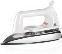 Bajaj LIght Weight Iron-750W-Popular Plus-Non Stick Coating