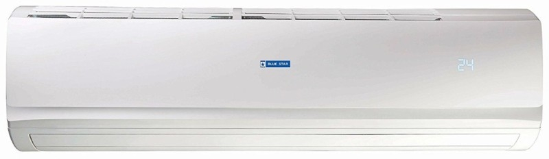 Blue Star 1.5 Ton 3 Star BEE Rating 2018 Split AC – White  (BI-3HW18AATU, Copper Condenser)