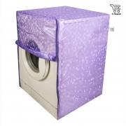 E-Retailer Washing Machine Cover  (Purple
