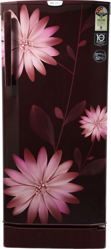 Godrej 221 L 3 Star Direct-Cool Single-Door Refrigerator (R D ESX 236 TAF 3.2