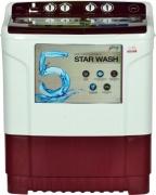 Godrej 7 kg Semi Automatic Top Load Washing Machine Maroon  (WS 700 CT)