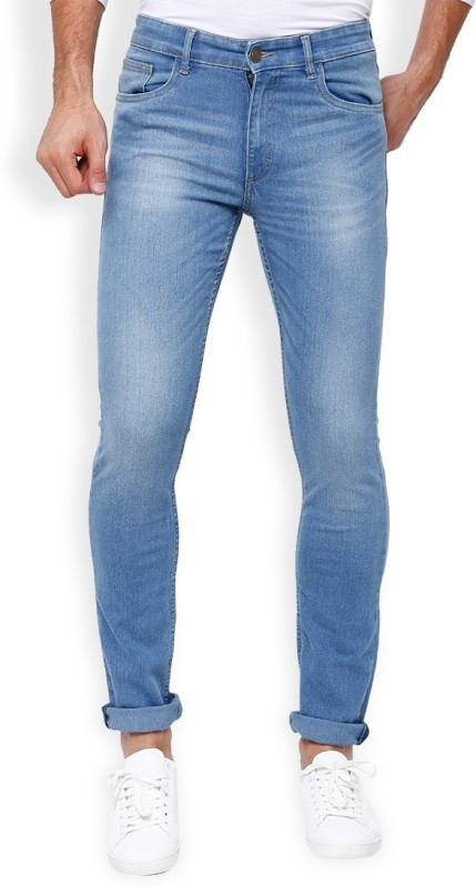 Highlander Slim Men's Blue Jeans