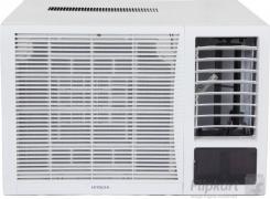 Hitachi 1.5 Ton 3 Star Window AC (RAW318KXDAI, White)