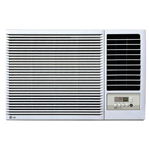 LG 1.5 Ton 3 Star BEE Rating 2018 Window AC – White  (LWA18CPXA, Copper Condenser)