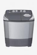 LG 6.5 kg Semi Automatic Top Load Washing Machine Grey  (P7550R3FA)