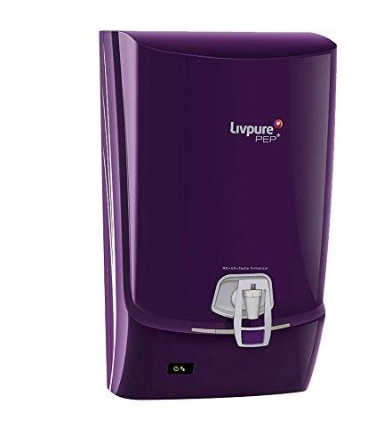 Livpure PEP Pro Plus RO+UV+UF Water Purifier