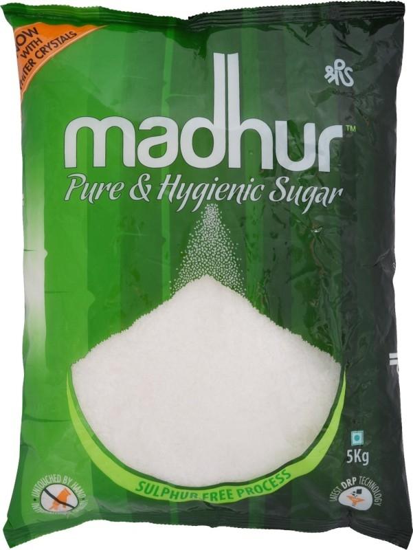 Madhur Sugar  (5 kg)