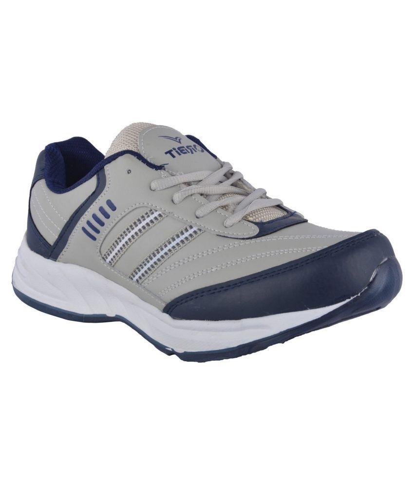Orbit Gray Running Shoes