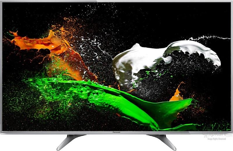 पैनासोनिक 100 सेमी (40 इंच) अल्ट्रा एचडी (4 के) एलईडी स्मार्ट टीवी (TH-40DX650D)
