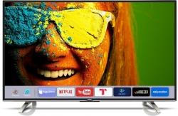 सान्यो 107.9 5 सेमी (43 इंच) एक्सटी -43 एस 8100 एफएस फुल एचडी आईपीएस स्मार्ट एलईडी टीवी (ब्लैक)