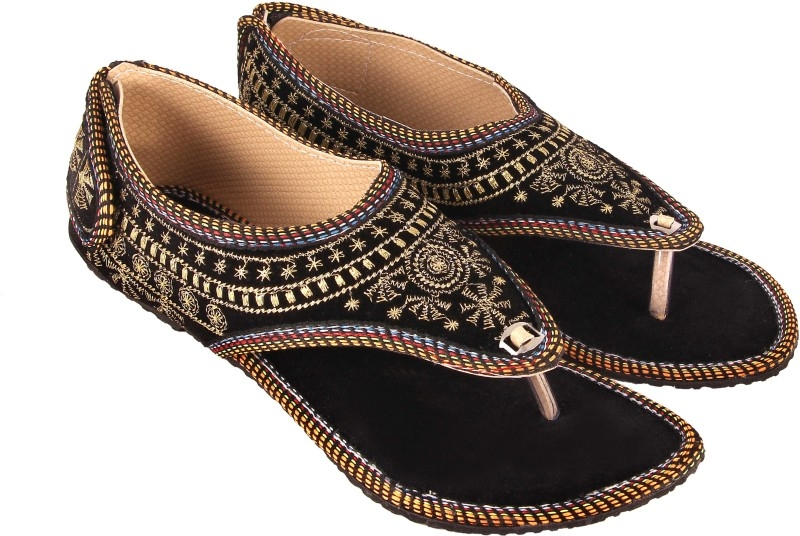 Style cafe Women Black Flats