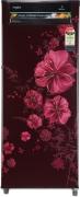 Whirlpool 215 L Direct Cool Single Door 5 Star Refrigerator  (Wine Dahlia, 230 Vitamagic Roy 5S)