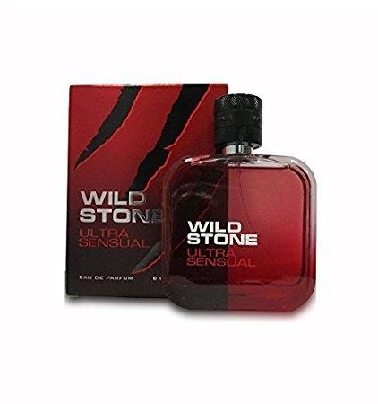 Wild Stone Ultra Sensual Perfume – 100 ml  (For Men)